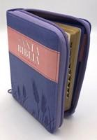 RVR60 Biblia De Bolsillo Letra Grande con Índice y Zipper