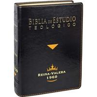 RVR60 SBU Biblia De Estudio Teológico Con Índice
