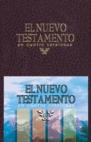 Nuevo Testamento Cuatro Versiones