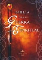 RVR 1960 Biblia de Estudio Para la Guerra Espiritual