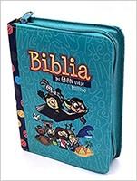 RVR1960 Biblia Mi Gran Viaje Niña