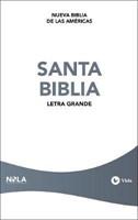 NBLA Biblia Letra Grande