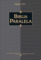 RVR60/NVI Biblia Paralela (Imitación Piel/Negra)