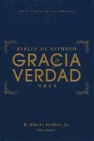 NBLA Biblia De Estudio Gracia y Verdad
