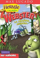 Webster, La Arañita Miedosa