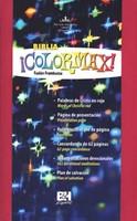 RVR 1960 Biblia Colormax Rosada (Imitación Piel)