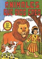 Libro de Colorear: Animales que Dios Creo