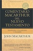 Comentario Filipenses, Colosenses y Filemón