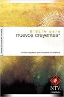 NTV Biblia para Nuevos Creyentes