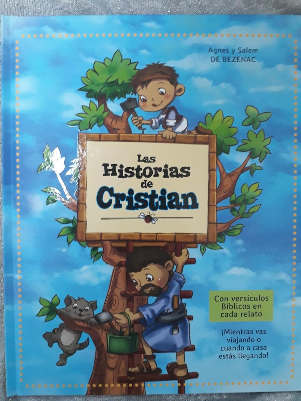 HISTORIAS DE CRISTIAN
