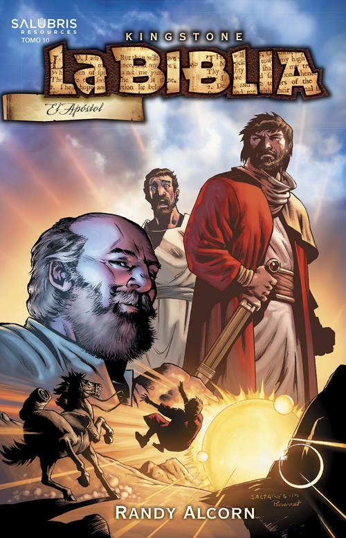 La Biblia. Tomo 10 (Novela Grafica)