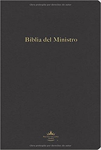 Matrimonio Biblia Paralela : Biblia del ministro rvr60: reina valera 1960 9780829768374 : vida