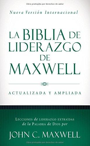 NVI Biblia de Liderazgo de Maxwell