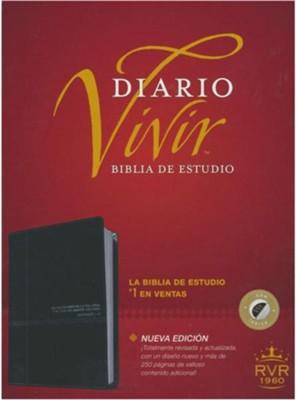 RVR1960 Biblia de Estudio Diario Vivir Índice