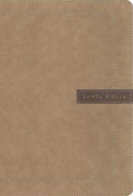 NBL Biblia Letra Super Gigante piel