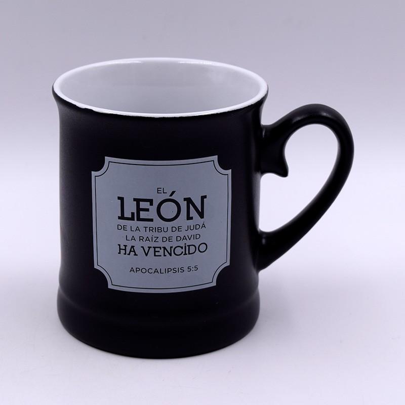 Taza León