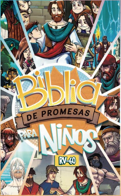 RVR 1960 Biblia De Promesa Para Niños