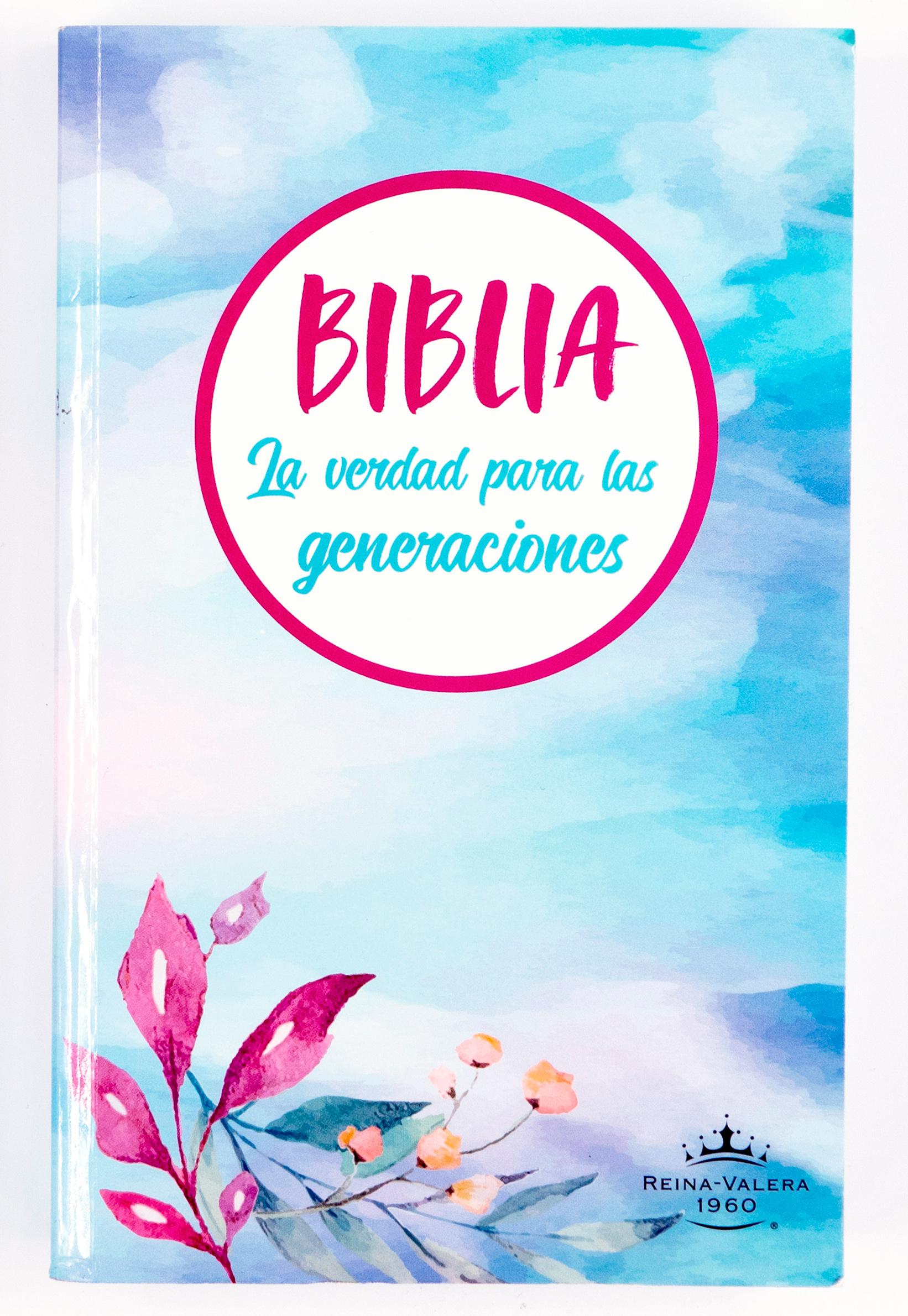 RVR 1960 Biblia Económica de Letra Grande