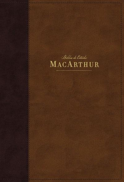 NBLA Biblia de Estudio Macarthur