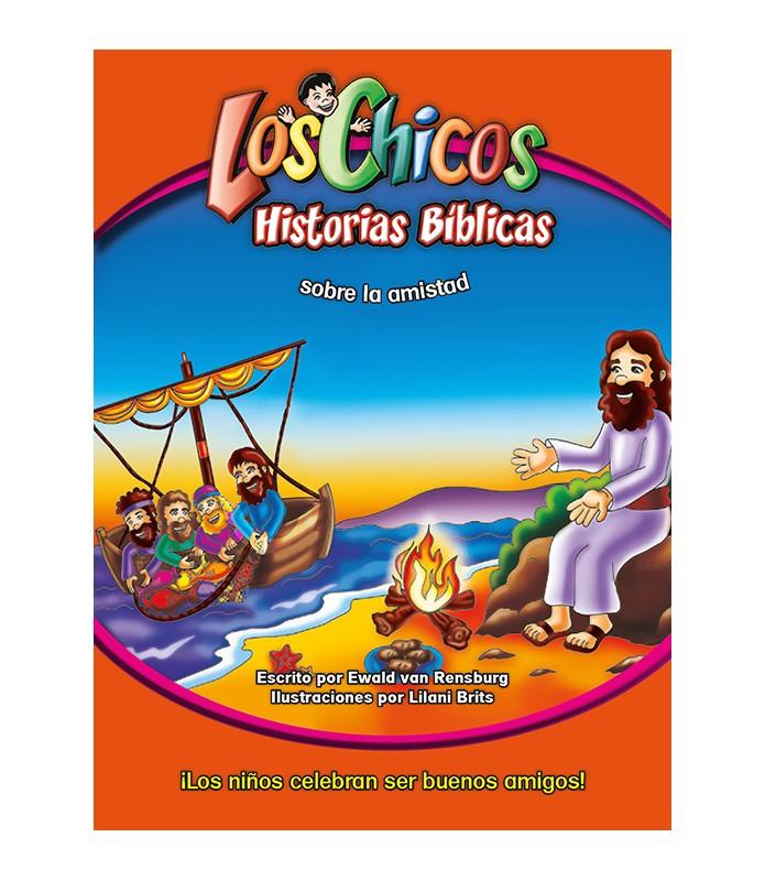 Historias Bíblicas - Sobre La Amistad