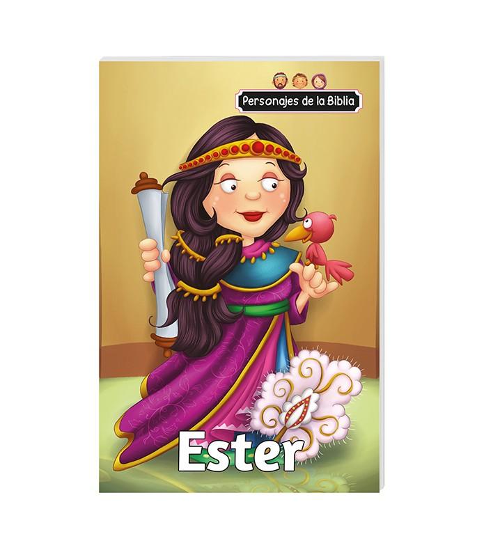Personajes De La Biblia - Ester