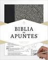 Biblia de Apuntes RVR 1960 (gris)