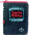 Biblia RVR Jean Fucsia con Cierre