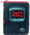 Santa Biblia Jean Cierre Fucsia